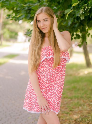 ukrainian girl LENA