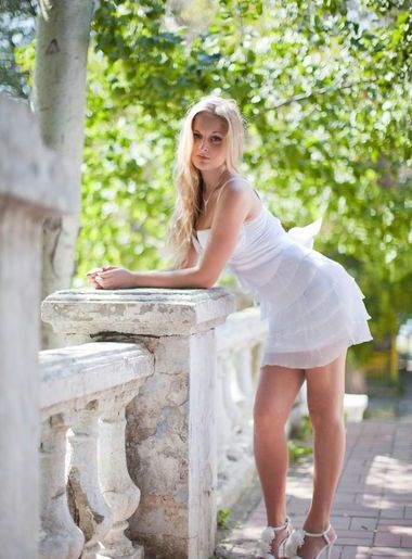 single russian women Victoria